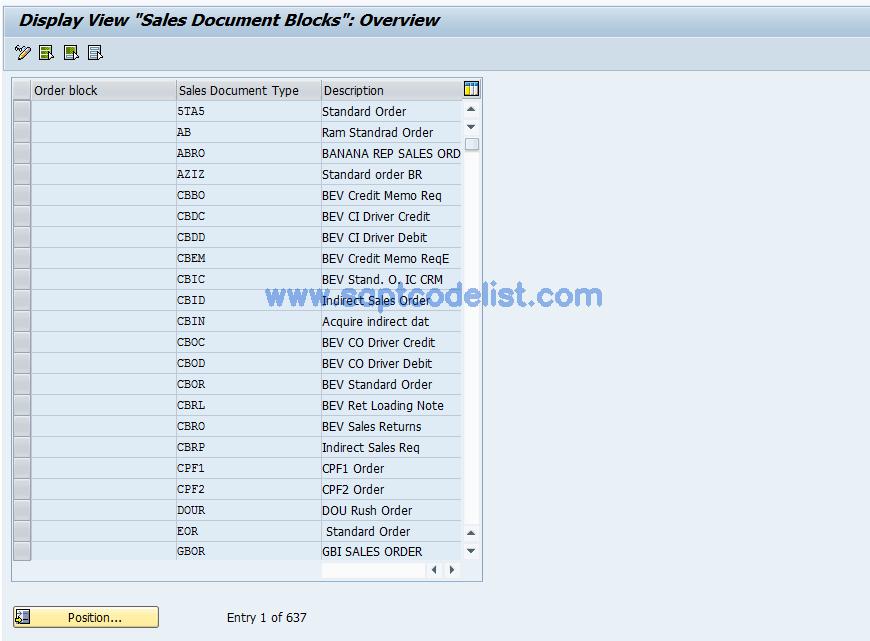 OVFK SAP Tcode : C SD Table VFK Billing Documents